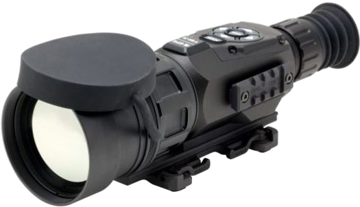 ATN ThOR-HD, 384x288 Sensor, 9-36x Thermal Smart HD Rifle Scope w/WiFi, GPS
